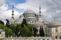 Blue Mosque, Turkey, Istanbul Stock Photo