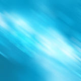 Blue motion blur abstract background Stock Image