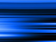Blue motion blurred shaded background wallpaper. vivid color vector illustration. Many uses for advertising, book page, paintings, printing, mobile backgrounds stock illustration