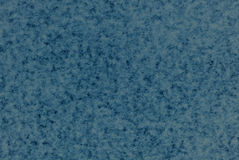 Blue Mottled Paper Background Stock Image