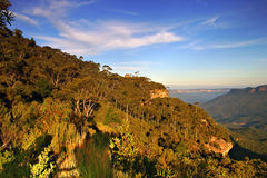 Blue Mountain, NSW, Australia Royalty Free Stock Photography