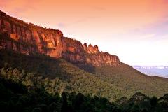 Free Blue Mountain, NSW, Australia Royalty Free Stock Image - 3239046