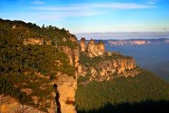 Free Blue Mountain, NSW, Australia Stock Images - 3239054