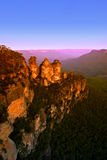 Blue Mountain, NSW, Australia Royalty Free Stock Image