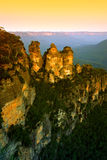 Blue Mountain, NSW, Australia Royalty Free Stock Photos