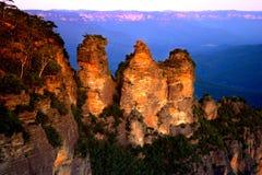 Blue Mountain, NSW, Australia royalty free stock photo