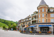 Blue Mountain Village in summer, Collingwood, Canada Stock Images