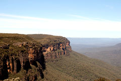 The Blue Mountains. Royalty Free Stock Photography