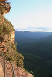Blue Mountains Royalty Free Stock Photos