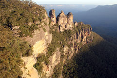 Blue Mountains - Australia Royalty Free Stock Photography