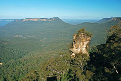 Blue mountains, Australia Royalty Free Stock Image