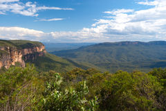 Blue Mountains - Australia Stock Images