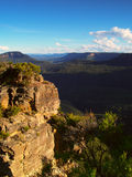 Blue Mountains Australia. One of The Three Sisters in the Blue Mountains, Katoomba, Australia Stock Images