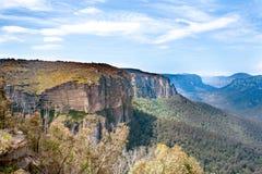 Blue Mountains, Australia Royalty Free Stock Images