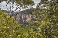 Blue Mountains in Australia Royalty Free Stock Images