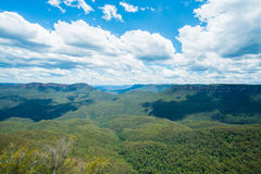 The Blue Mountains Australia Stock Images
