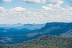 The Blue Mountains Australia Stock Photos