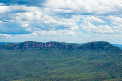 The Blue Mountains Australia Royalty Free Stock Images