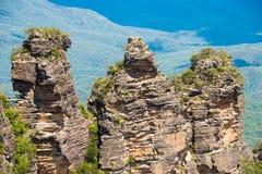 The Blue Mountains Australia Stock Photo