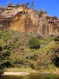 Blue Mountains Cliff Australia Stock Photography