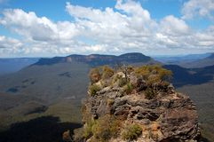 Blue Mountains, New South Wales, Australia Royalty Free Stock Photography
