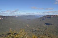 Blue Mountains New South Wales Australia Stock Photo