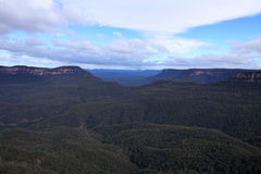Blue Mountains, New South Wales, Australia Stock Images