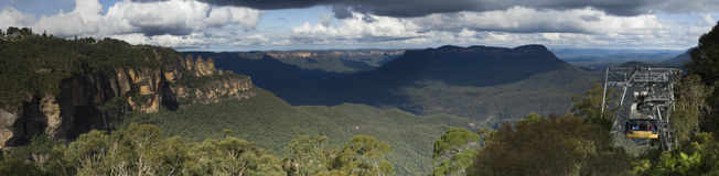 Blue Mountains Pan 45 Stock Photos