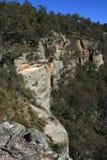 Blue Mountains Sandstone Stock Photo