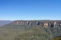 Blue Mountains in Sydney Royalty Free Stock Photos