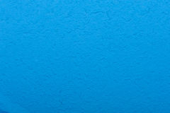 Blue mulberry paper abstract background Royalty Free Stock Images