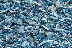 Blue Mulch Stock Images