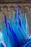 Blue Murano glass Stock Image