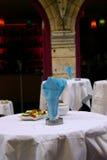 Blue napkins Royalty Free Stock Photos