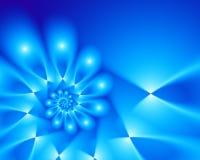 Blue Nautilus Royalty Free Stock Photo