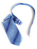 Blue Necktie Royalty Free Stock Photo