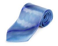 Blue Necktie Royalty Free Stock Photos
