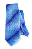 Blue Necktie Stock Images