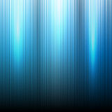 Blue Neon abstract lines Royalty Free Stock Photos