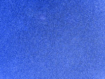 Blue neoprene background Stock Image