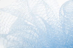 Blue net Stock Photography