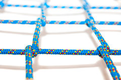 Blue net Stock Images