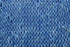 Blue net background Royalty Free Stock Photos
