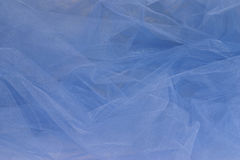 Blue netting. Baby blue netting Royalty Free Stock Photos