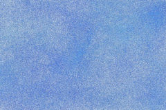 Blue noise and grain pattern background. Stock Photography