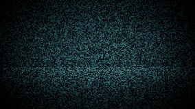 Blue noise from a TV stock video