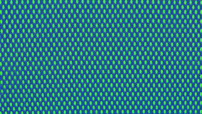 Blue nonwoven fabric on a green Royalty Free Stock Image