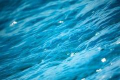 Blue Ocean Stock Photo