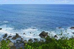 Blue Ocean Royalty Free Stock Photos
