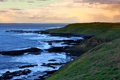 Blue Ocean,Phillip Island,Melbourne Stock Photos